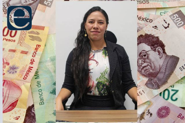 Pago extra de 180 mil pesos por exceso de trabajo, pide diputada trácala del PEST