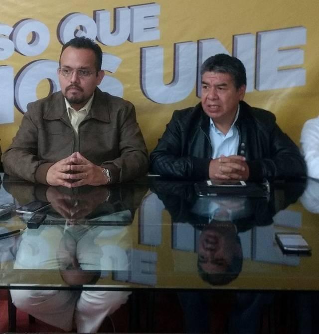 Domingo Calzada asume la presidencia del PRD por renuncia de Cambrón