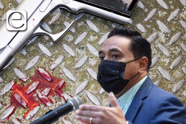 Aprovechan ineptitud del alcalde Jorge Corichi Fragoso