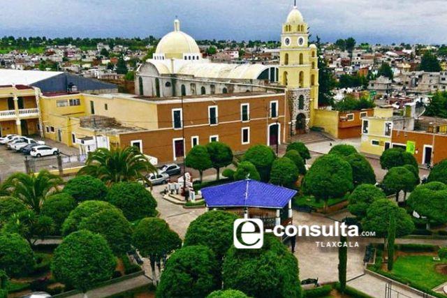 Recortan horario comercial en Nanacamilpa ante la emergencia sanitaria