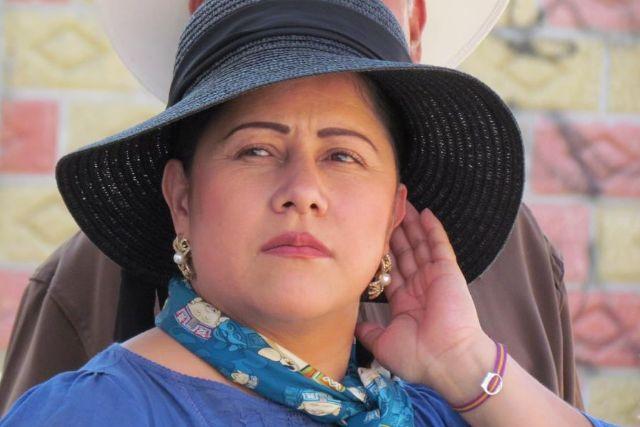 A Elba Esther Gordillo de Tlaxcala ya le preocupa la Salud