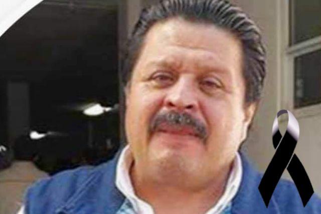 Muere el dirigente estatal del PES Alejandro Martínez