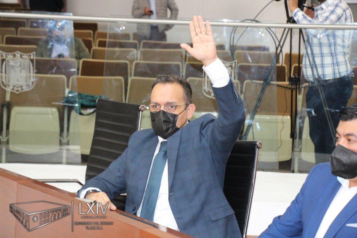 Diputado Cambrón preside Comisión de Asuntos Electorales