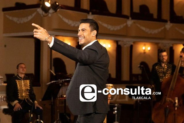 Más de un millón de reproducciones concierto de Carlos Rivera