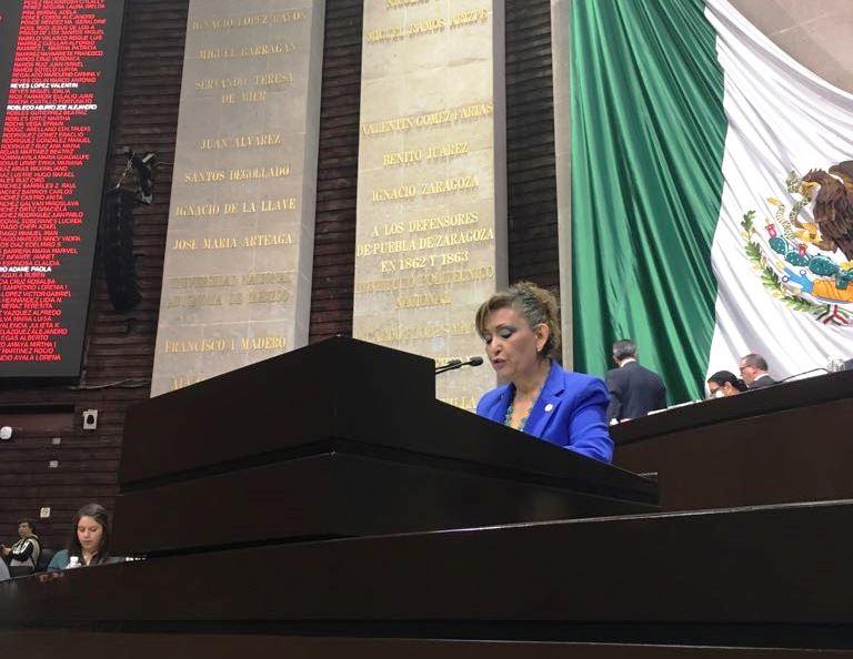 Lorena Cuellar propone la creación de un registro de enfermedad renal