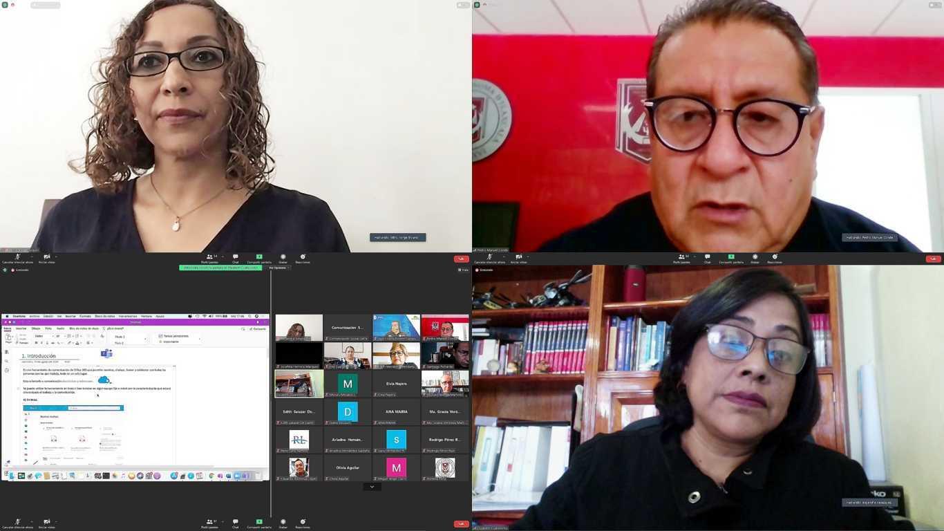 Actualiza UATx a docentes en uso de herramientas tecnológicas