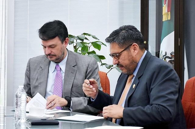 La UATx colaborará con el Instituto de la Judicatura Federal