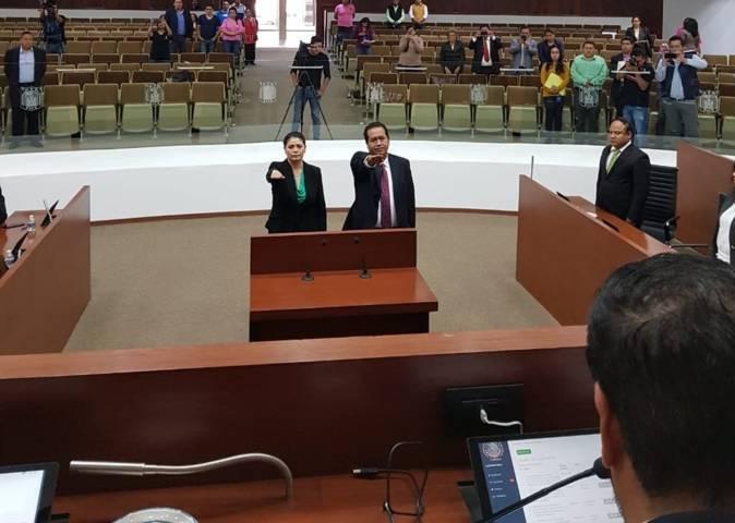 Designa Congreso a magistrados de Tribunal De Justicia Administrativa