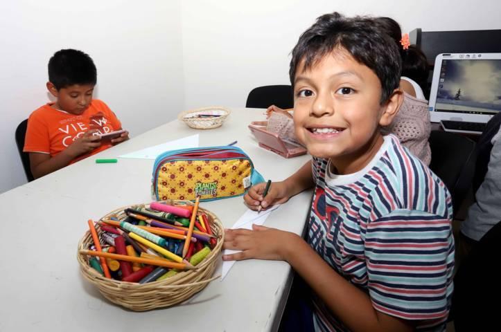 Promueven Sedeco y Conacyt interés por la ciencia entre infantes tlaxcaltecas