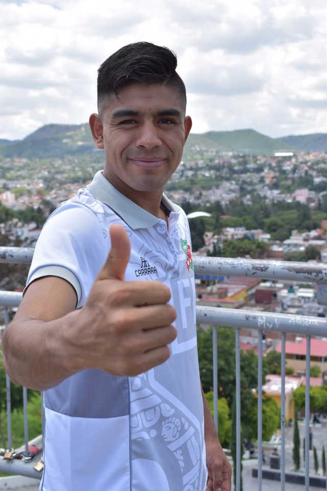 Concluye Miguel Ángel Capilla su preparación rumbo a Juegos Panamericanos de Perú