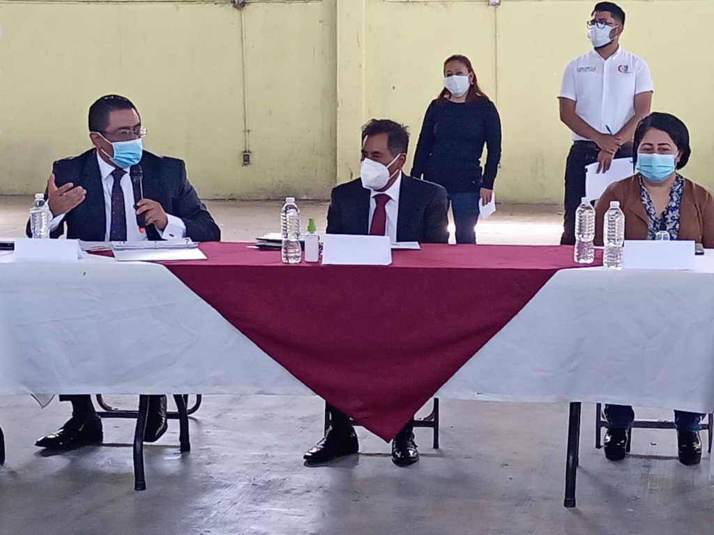 Presenta SESA estrategia de brigadas municipales ante Covid-19 e Influenza en Mazatecochco