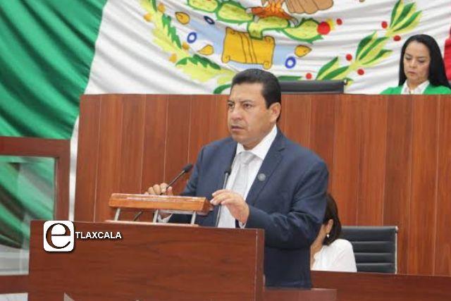 Alcanza el Covid-19 a los diputados locales, Jesús Rolando dio positivo