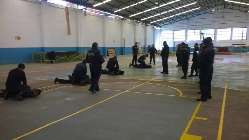 Alcalde profesionaliza a la policía municipal para dar mayor seguridad