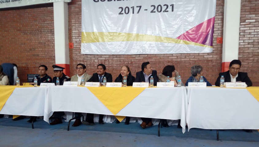Asiste Texoloc en Feria de Seguridad y Prevención del Delito
