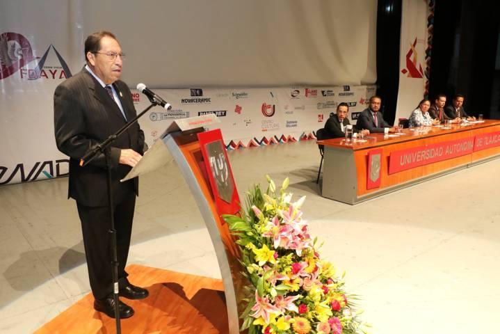 Celebró la UAT la quinta edición del Congreso Internacional de Arquitectura