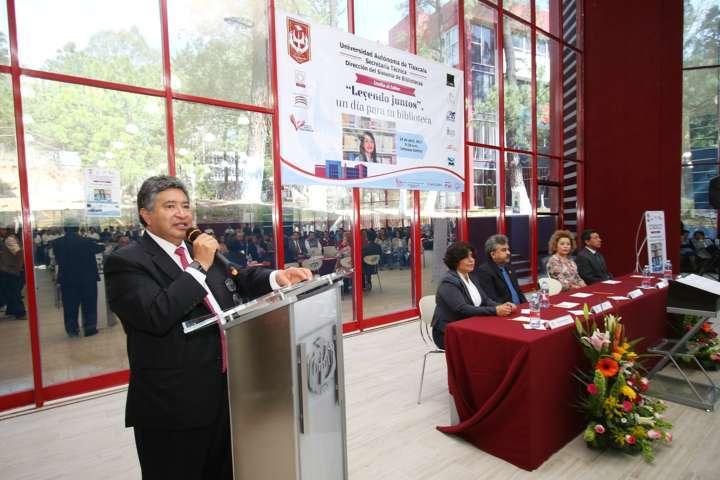 Conmemoran en la UAT el Día Mundial del Libro