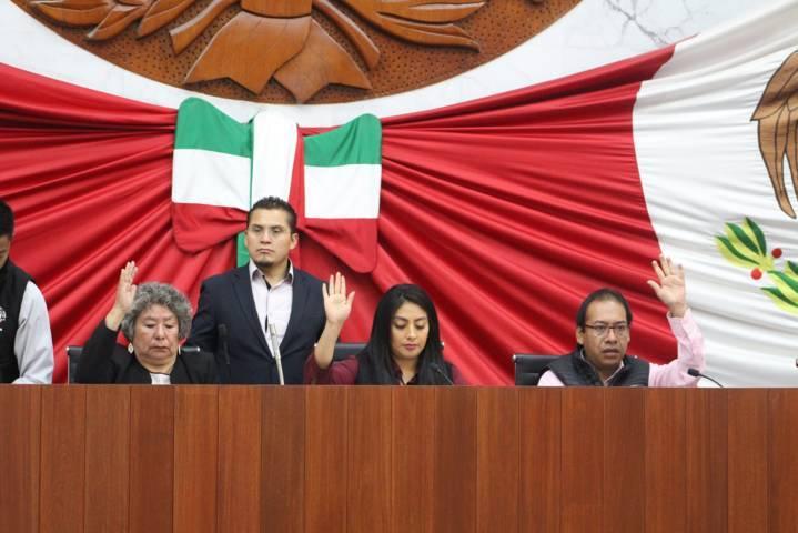 Autorizan al Municipio De Tlaxcala contratar crédito