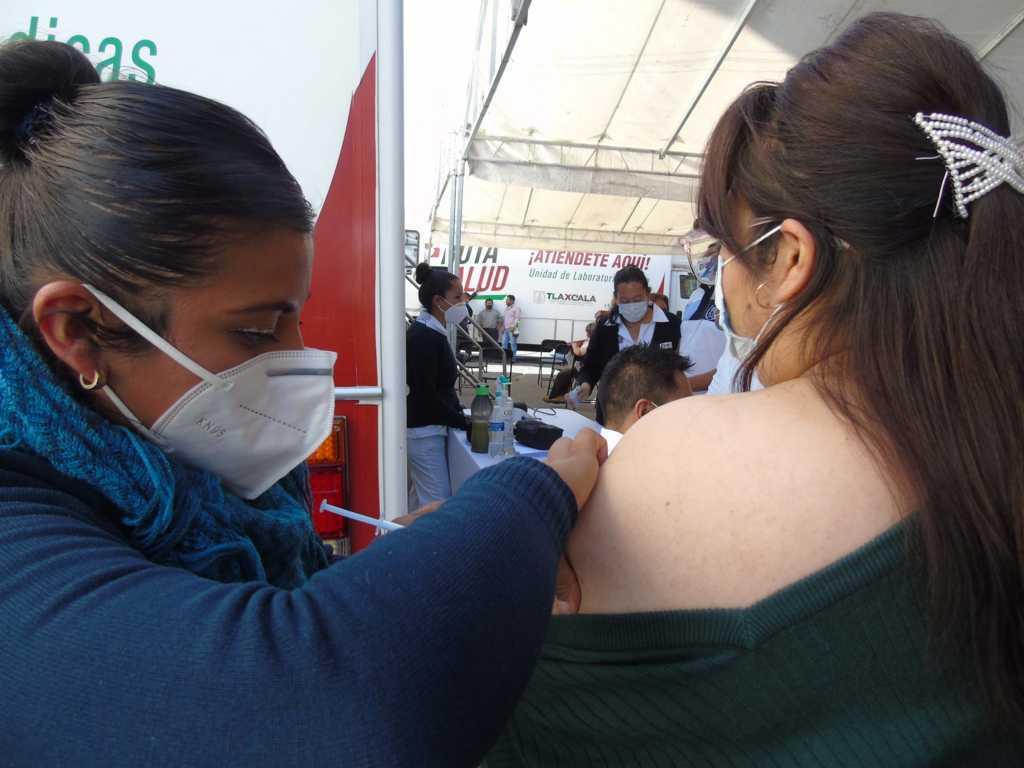 Brinda RUTA POR TU SALUD más de 10 mil servicios médicos gratuitos en Tlaxco