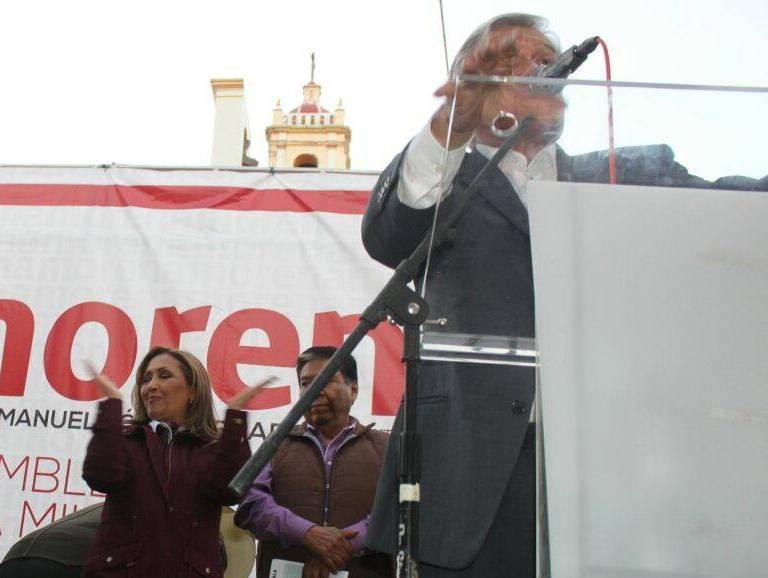Morena tiene listas sus propuestas de candidatos; Lorena Cuéllar está segura
