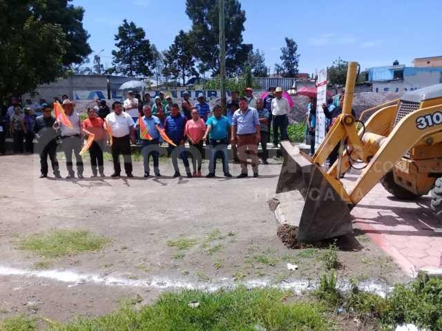 La 16 de septiembre del barrio de Yoalcoatl será transitable: alcalde