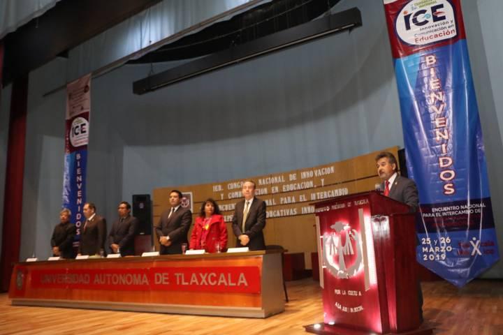 Celebran en la UATx el Primer Congreso Nacional de Innovación en Educación