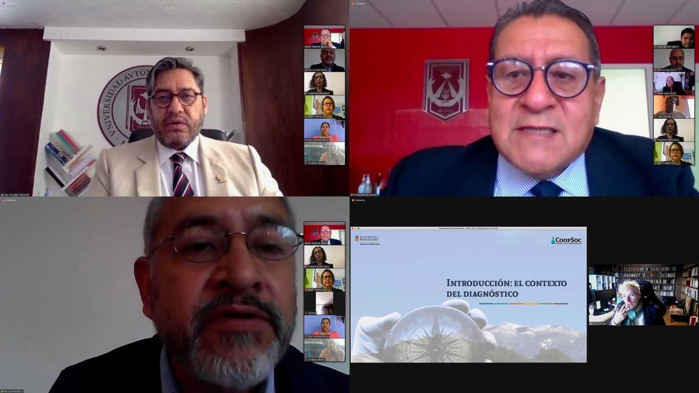 Inicia UATx congreso internacional en Ciencias Sociales