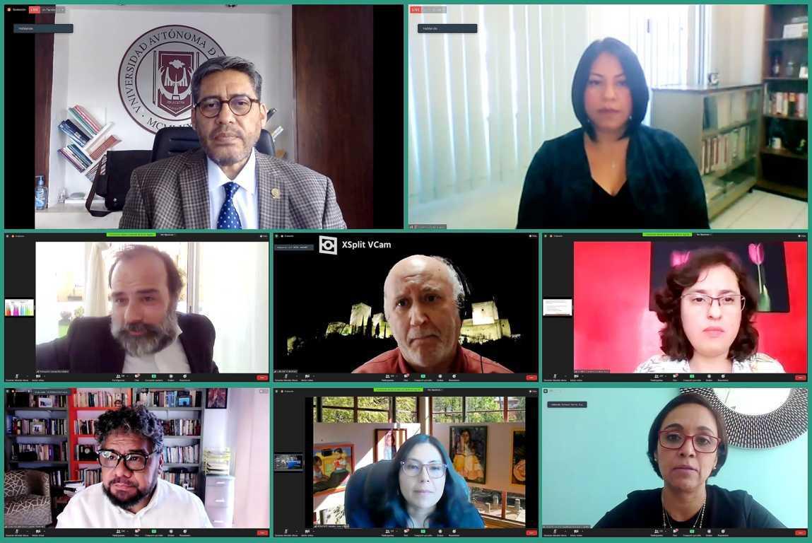Recibe UATx coloquio internacional de ciencias aplicadas a la educación