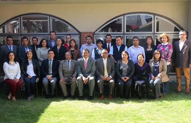Sesionó en la UAT Red de Servicio Social Región Centro-Sur de la ANUIES