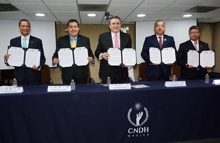 Abrirá UAT Doctorado Interinstitucional en Derechos Humanos