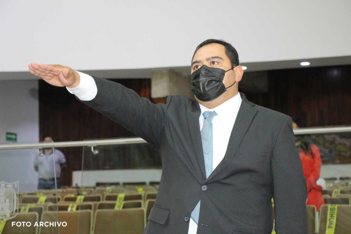 Nombran a José Badillo como responsable del Centro de Conciliación Laboral