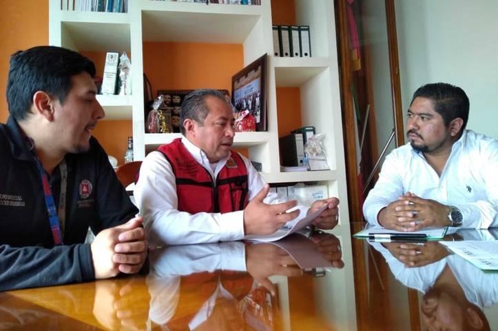 Entrega CEPC equipo de rescate urbano al municipio de Panotla