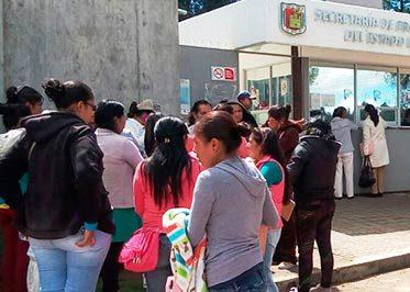 Cierran kínder en Guadalupe Tlachco por falta de directora