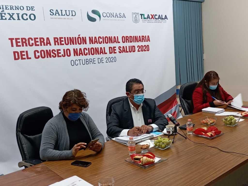 Participa SESA en III Reunión Del Consejo Nacional De Salud