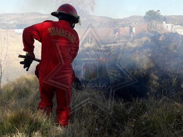 Continúa bomberos atención a la ciudadanía en época decembrina