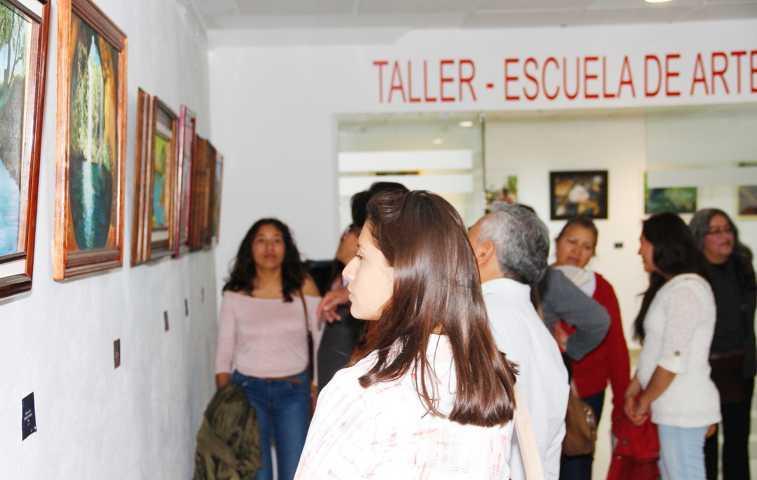 Emite UATx convocatoria para diplomado en artes visuales