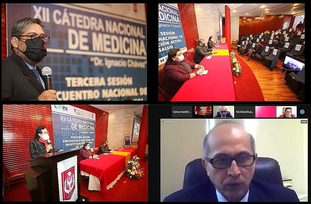 Es sede la UATx de la cátedra nacional de medicina CUMEX