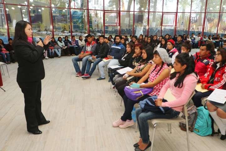 Llevó a cabo la UAT vivencia vocacional para aspirantes a ingreso