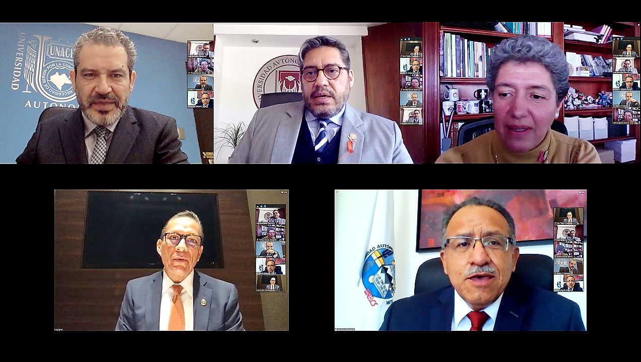 Reúne UATx a rectores para reflexionar sobre la autonomía universitaria