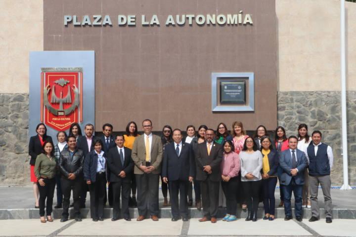 Fue sede la UATx de la XXXIX Sesión Ordinaria de Red de Servicio Social