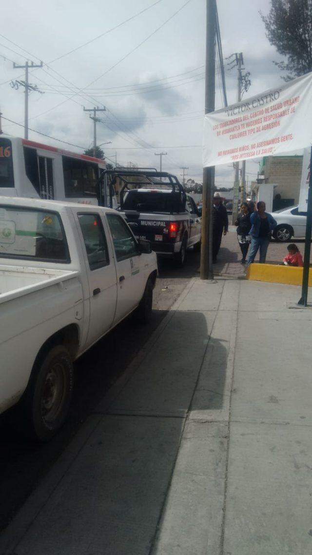 Abandonan a señorita desaparecida en Huamantla