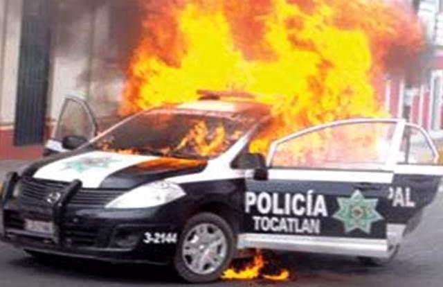 """""""Flecha cupido"""" al alcalde de Tocatlán"""