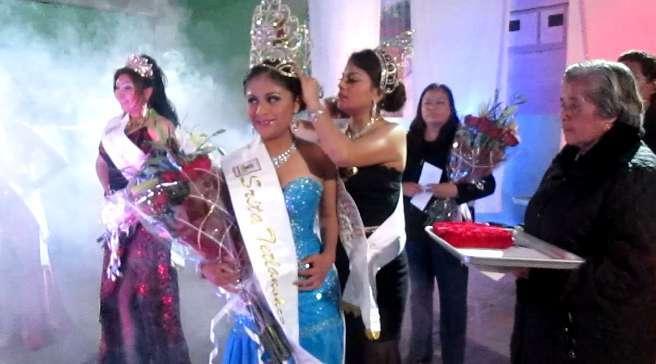 Tetlanohcan tiene Reina de feria del Temazcal 2016