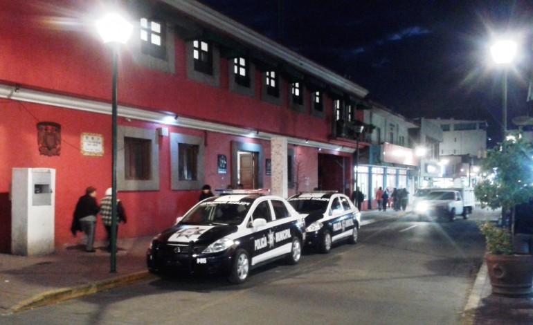 Supuestos policías dan levantón en Chiautempan