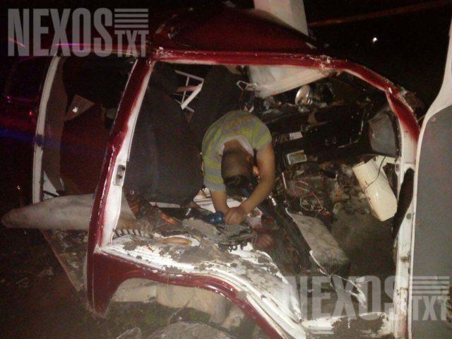 Mueren dos menores de edad en el tramo Xaltocan- Muñoz