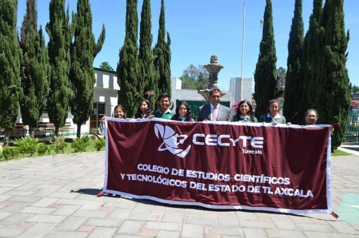 Participan alumnos del Cecyte en intercambio académico en Estados Unidos