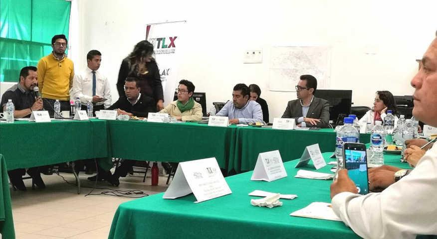 Encabeza Sepuede sesión del comité técnico consultivo de vinculación en Tlaxco