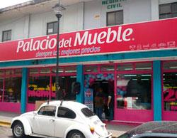 """Propietario de """"El Palacio del Mueble"""" no puede pagar renta risible"""