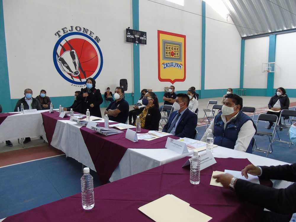 Presenta SESA estrategia ante Covid-19 e influenza en municipios del estado