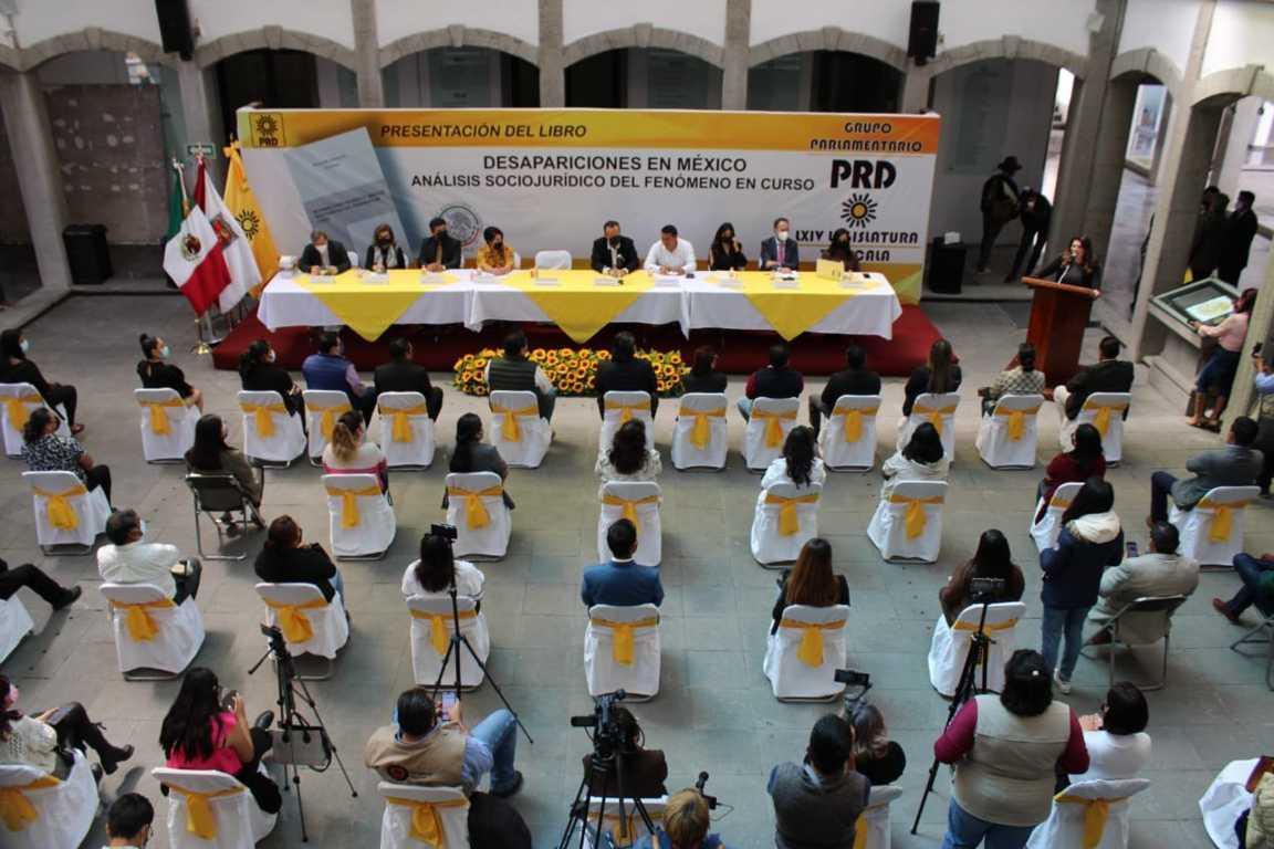 Tlaxcala debe legislar para erradicar la trata de personas