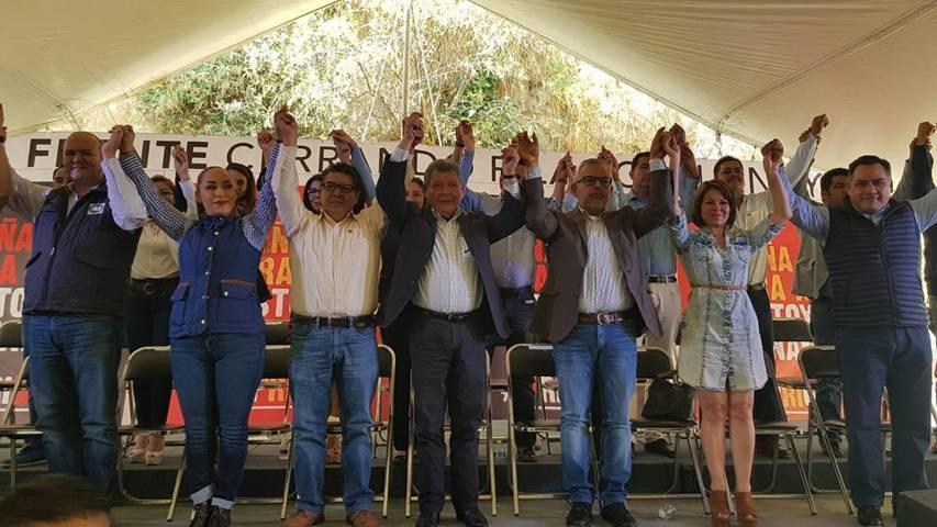 No permitiremos al PRI utilizar instituciones con fines electorales: Por Tlaxcala al Frente